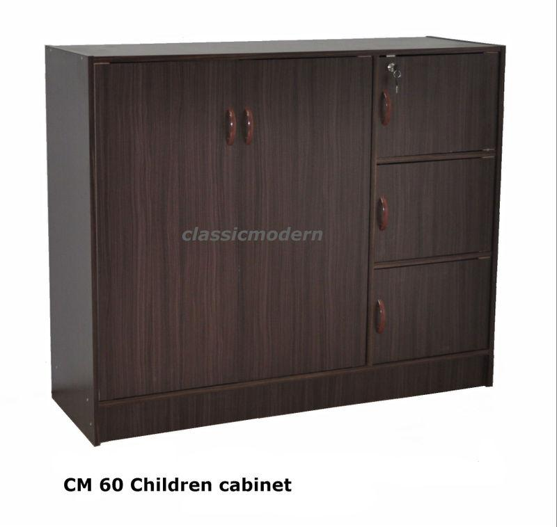 cm 60 children cabinet classicmodern. Black Bedroom Furniture Sets. Home Design Ideas