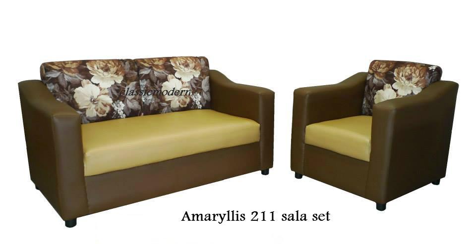 Amaryllis 211 Sala Set Classicmodern