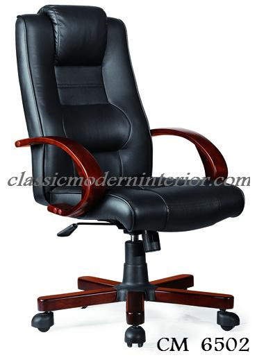 Cm 6502 Sr Executive Office Chair Classicmodern