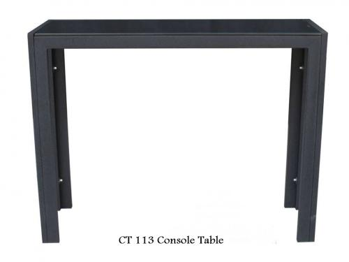 collections console table