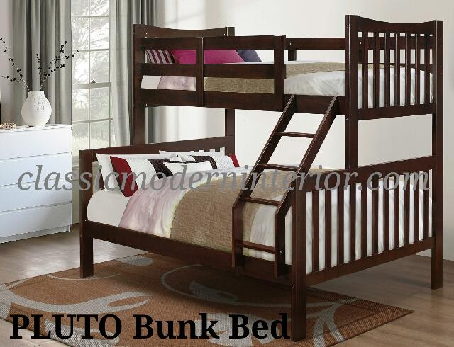 Pluto Bunk Bed Frame Classicmodern