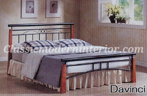 Davinci Bed Frame Classicmodern
