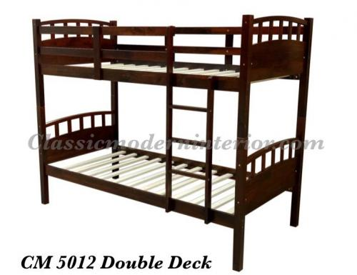 Double Deck Bed | Double Deck Bed Frame Classicmodern